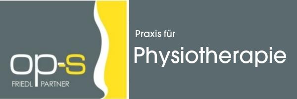 Physiotherape am op-s Center Graz