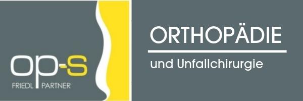 Experten für Orthopädische Chirurgie am op-s Center Graz (Doz. Dr. Gerald Friedl)