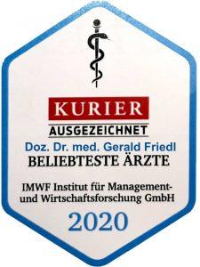 Dr. Friedl beliebteste Ärzte Österreichs